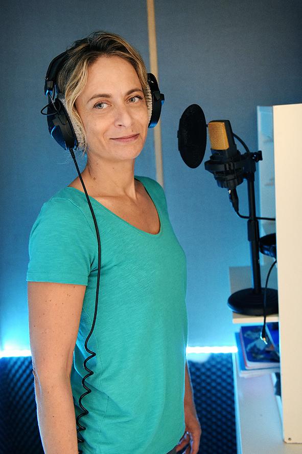 Laurence Leclercq - Voix Off